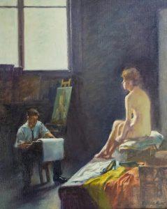 Thomas Ryan - Self-portrait