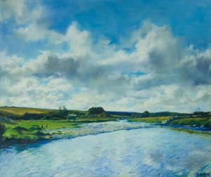 Thomas Ryan - Liffey up Stream