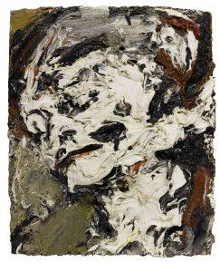 Auerbach - Head of Gerda Boehm (1965)
