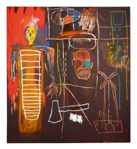 Basquiat - Air Power (1984)