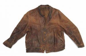 Einstein's jacket.