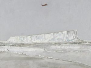 Helicopter Recee 3/11/2013, an Antartica work by John Kell