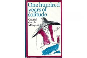 """Scarce First Edition & Limited Edition, Signed Garcia Marquez (Gabriel) One Hundred Years of Solitude (Harper & Row 1970) inscribed on dedication page """"and for Philip / Gabriel"""" / 89""""."""