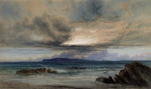 John Faulkner (1835-1894) Inniskea Isle, Achill Photo © National Gallery of Ireland
