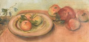 Stella Steyn (1907-1987) - Still Life with Fruit