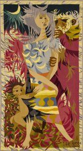 Louis le Brocquy - Travellers, 1948 (60,000-80,000)