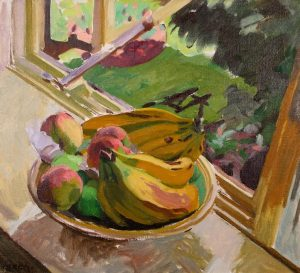 William John Leech - Bowl of Fruit (12,000-15,000)