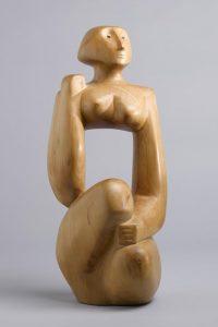 F. E. McWilliam - Woman Kneeling (100,000-150,000)