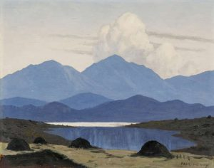 Paul Henry RHA (1877-1958) In the Western Mountains (1910-11) (40,000-60,000)