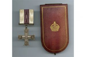 Tipperary Chaplain's Military Cross Medal: World War One (1914 - 1918)