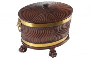 This George IV wine cooler made 9,000 at hammer.