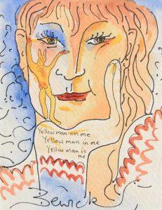Pauline Bewick - Yellow Man (400-600)