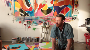 Maser will present a new body of work consisting of fine art prints in multiple medi