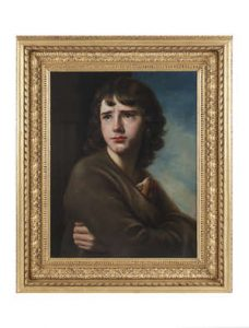 Nathaniel Hone the elder - The Spartan Boy sold for 27,000 at hammer
