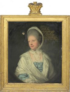 Attributed to Ozias Humphrey (1742-1810) -Hester Countess of Charleville (2,000-3,000)