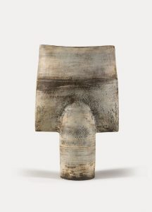 Hans Coper - Monumental Spade Form vase