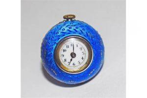 A Rolex pendant ball watch.