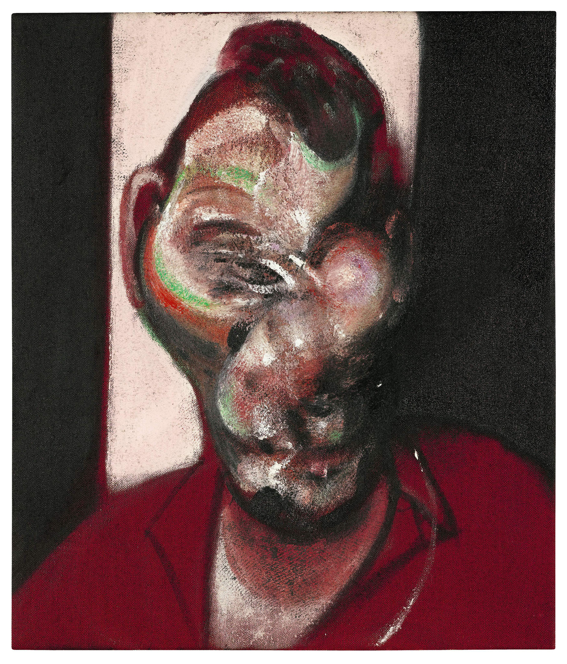 Bacon Studies For A Portrait Of Lucian Freud At Sotheby S