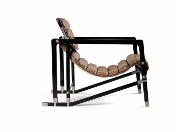 Eileen Gray Armchair And Table At Sotheby S Paris