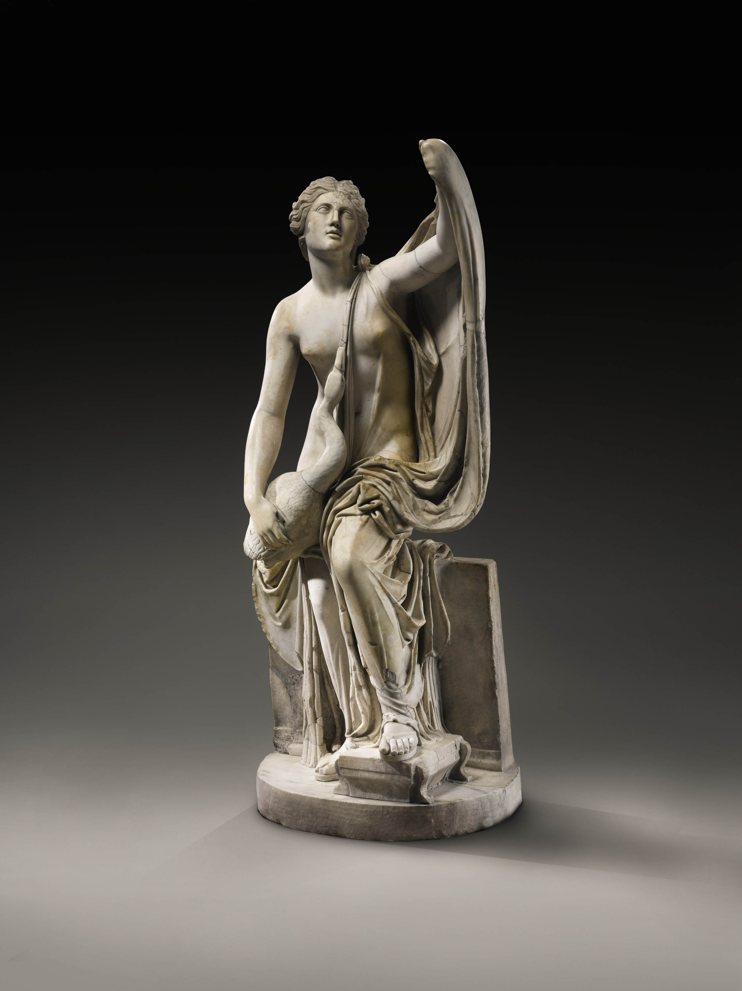 Imperial Roman Leda And The Swan Soar Past The Estimate