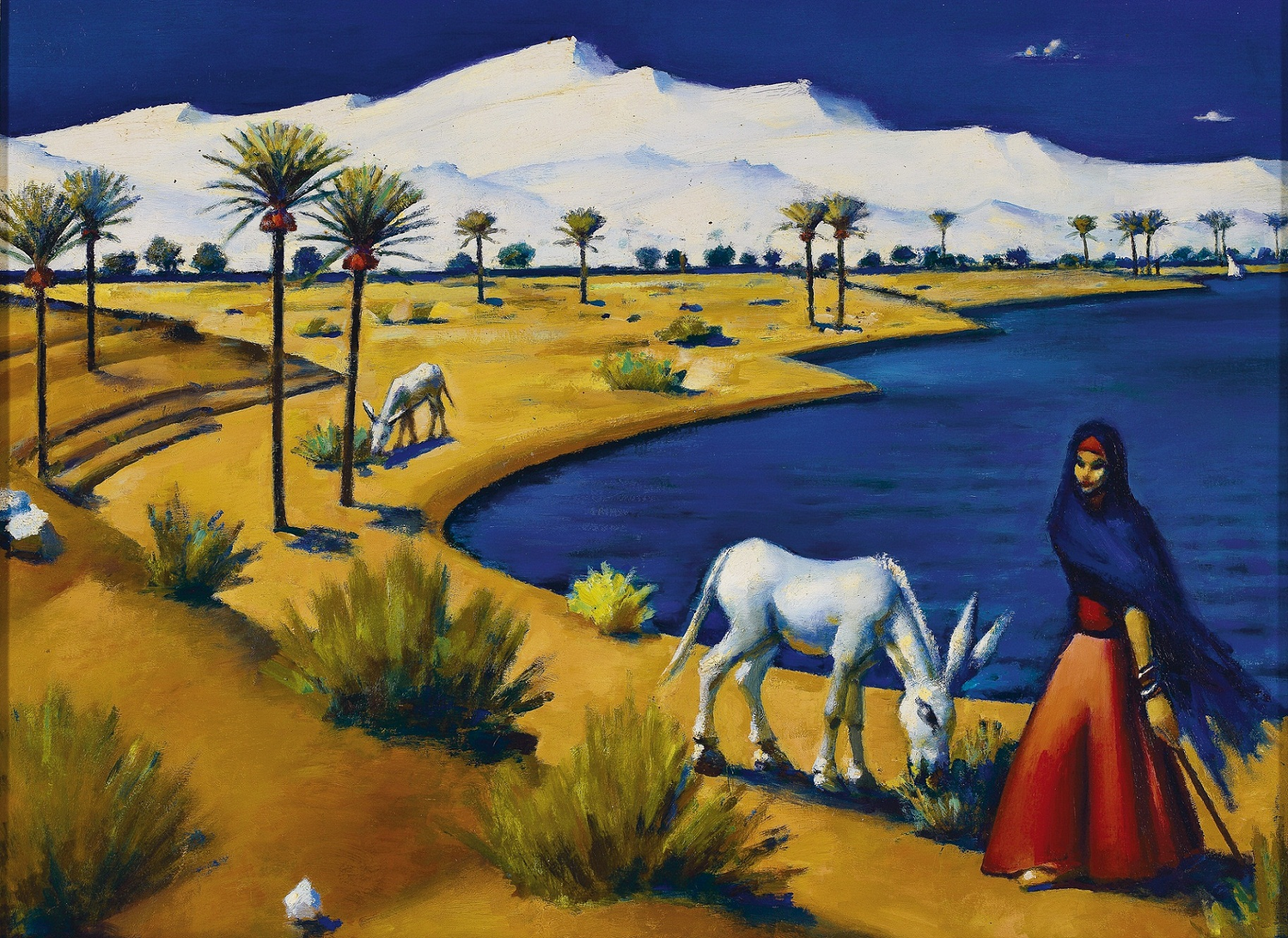 ARAB, IRANIAN AND TURKISH ART AT CHRISTIE'S IN DUBAI