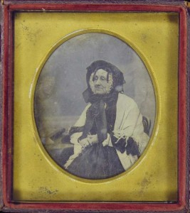 A daguerrotype photo of the Irish author Maria Edgeworth c1841 by Richard Beard of Beards Photographic Institution, 31 King Street and The Royal Polytechnic Institution, London (2,000-3,000)