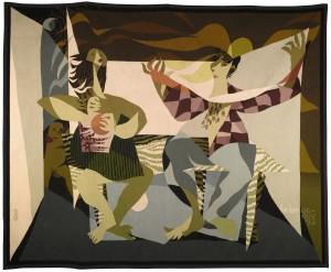 Louis le Brocquy (1916-2012) - Allegory (£60,000-80,000).
