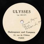 Joyce, James Ulysses (pp. 136-137). Paris: Shakespeare and Company, 1924.