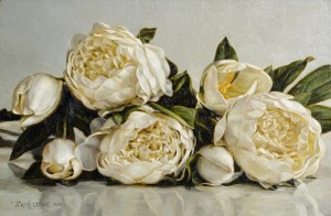 Mark O'Neill (b.1963) The White Ensemble (3,500-4,500).