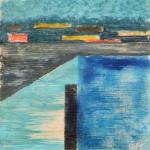 Colin Middleton RUA RHA (1910-1983) Canel Scene (800-1,200)
