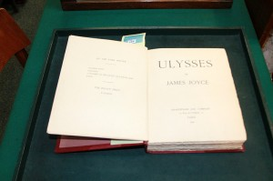 James Joyce, Ulysses, Parish Shakespeare and Co., 1922, First Edition (6,500-7,500).