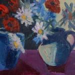 Brian Ballard RUA (b.1943) Still Life, Flower Study  (1,000-1,400).