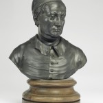 Andrea Palladio - one of a pair of life-size busts after Michael Rysbrack, probably cast by John Cheere, circa 1740 - courtesy Christie's Images Ltd., 2013.