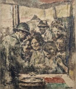William Conor (1881-1968) ''Auld Lammas Fair''  (15,000-25,000)