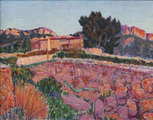 Roderic O'Conor - The Farm, Provence sold for 170,000 at hammer.