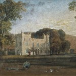 The only recorded Irish view by Joseph Mallord William Turner - Clontarf Castle in Co. Dublin - is estimated at 20,000-40,000.