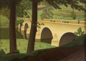John Luke RUA (1906-1975) Shaw's Bridge Belfast (80,000-120,000)