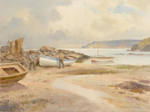 Maurice Wills - Low Tide