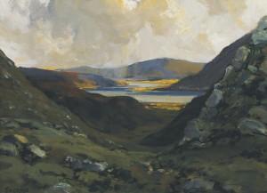 James Humbert Craig, Donegal Landscape (3,000-5,000)
