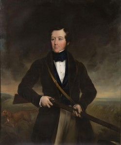 Attributed to Stephen Catterson Smith (1806-1872) ,Portrait of Sir Henry Brooke of Colebrooke, Co. Fermanagh (5,000-10,000)