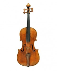 Antonio Stradivari (1644 – 1737) - The Macdonald viola 1719