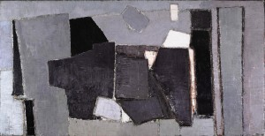 Nicolas de Staël Composition, 1950 (2.5-3.5 million). Copyright : Sotheby's/ArtDigital Studio