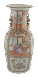 19th century Chinese vase (600-900).