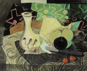 Georges Braque - Still life with cherries (600,000-800,000).