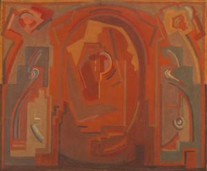 Mainie Jellett (1897-1944) PAINTING, 1930 (20,000-30,000)