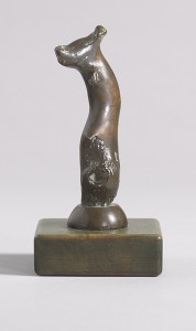Henry Moore OM CH FBA (British, 1898-1986) TREE FIGURE, 1979 Number 1 from an edition of nine (3,000-5,000).