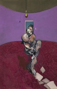 Francis Bacon's Portrait of George Dyer Talking sold in February