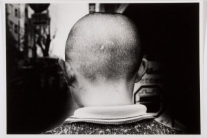 Daido Moriyama, Back of Head 2009, Gelatin silver print, 23 x 34 cm, The David Kronn Collection