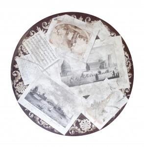 The Maria Edgeworth table.