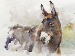 The Grey Donkey by Vincent Lambe.